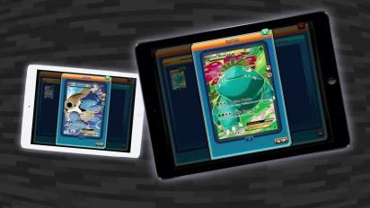 Pokémon TCG Online iPad -julkaisutraileri