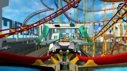 Screamride Preview