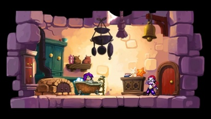 Shantae and the Pirate's Curse - Character Spotlight: Risky Boots