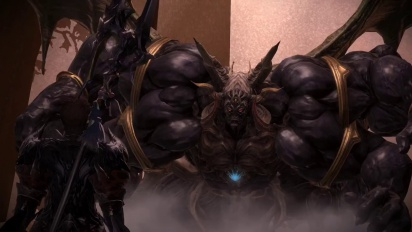 Final Fantasy XIV Patch 3.2 - The Gears of Change -traileri