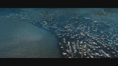 Cities: Skylines - Natural Disaster -julkaisutraileri