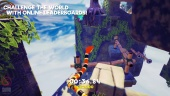 Snake Pass - Time Trial -traileri (Switch)