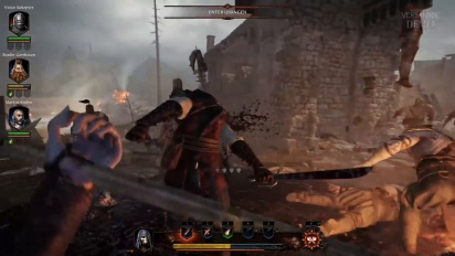 Warhammer - Vermintide 2 -pelikuvatraileri