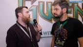 Gwent - Jakub Szamalek haastattelussa