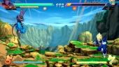 Dragon Ball FighterZ - paikallista versus-pelikuvaa