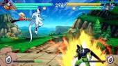 Dragon Ball FighterZ - Arcade Mode -pelikuvaa