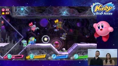 Kirby Star Allies, uutta pelikuvaa
