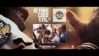Beyond Good & Evil 2 - Community Collaboration & HitRecord -julkistus