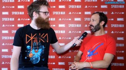 Spider-Man - Ryan Schneider haastattelussa, Kööpenhamina