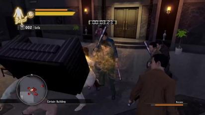 Yakuza 0 - PC-traileri