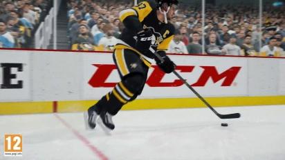 NHL 19 - kansikuvapoika Patrik Laine -traileri