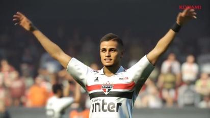PES 2019 - SÃO PAULO FC Partnership -traileri