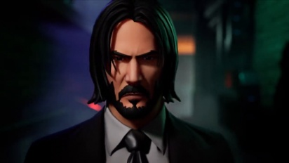 Fortnite - John Wick's Bounty -traileri
