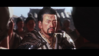 Total War: Three Kingdoms - Liu Bei -julkaisutraileri