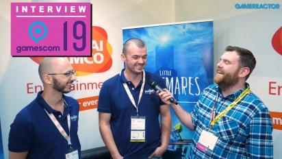 Little Nightmares 2 - Dave Mervik ja Lucas Roussel haastattelussa