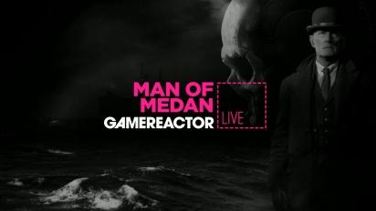 GR Liven uusinta: Man of Medan: Curator's Cut