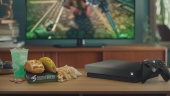 Taco Bell Xbox One X - Traileri