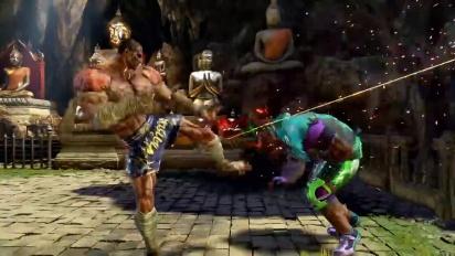 Tekken 7 - Fahkumram Release Date Traileri