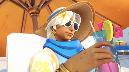 Overwatch - Summer Games 2020 Traileri