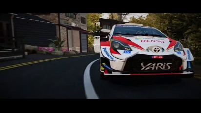 WRC 9 - Japan Rally Gameplay Traileri