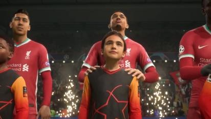FIFA 21 - Next Gen Opening - elokuvallinen traileri