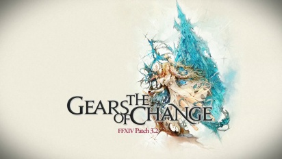 Final Fantasy XIV - Gears of Change