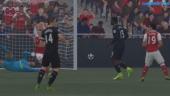 FIFA 17 - Full Online Match Gameplay Arsenal vs Liverpool