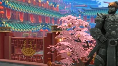 Battlerite - Dragon Garden -traileri