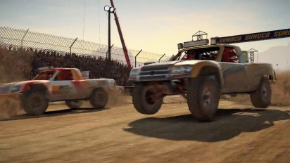 Dirt 4 - Gameplay trailer