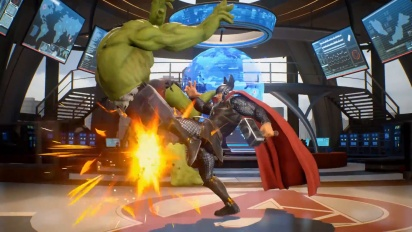 Marvel vs Capcom: Infinite - pelikuvatraileri 2