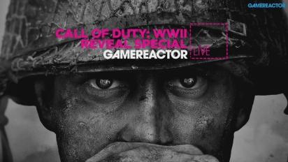 GR Liven uusinta: Call of Duty: WWII -julkistus