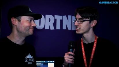 Fortnite - haastattelussa Zak Phelps