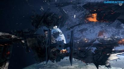 Star Wars Battlefront II - kampanjan pelikuvaa