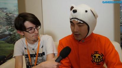 One Piece: World Seeker - Koji Nakajima haastattelussa