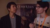Code Vein - Keita Iizuka haastattelussa