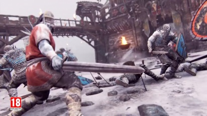 For Honor - Winter Event -traileri