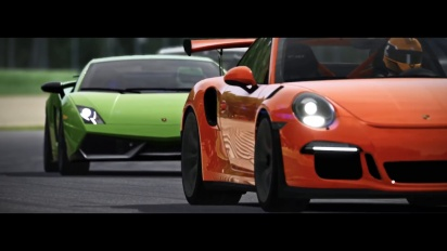 Assetto Corsa - Ultimate Edition Announcement Trailer