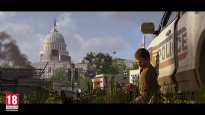The Division 2 - Ubisoft E3 2018 -pelikuvatraileri