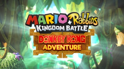 Mario + Rabbids Kingdom Battle - Donkey Kong Adventures E3 2018 -traileri