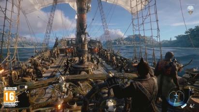 Skull & Bones - Ubisoft E3 2018 -pelikuvatraileri