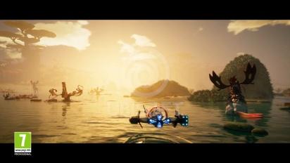 Starlink: Battle for Atlas - E3 2018 -pelikuvatraileri
