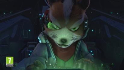 Starlink: Battle for Atlas - Star Fox -paljastustraileri