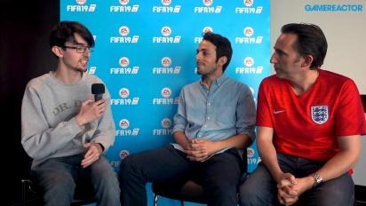 FIFA 19 - Matthew Prior ja Kantcho Doskov haastattelussa
