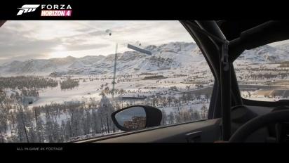 Forza Horizon 4 - virallinen julkaisutraileri