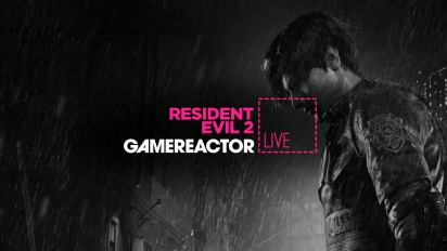 GR Liven uusinta: Resident Evil 2