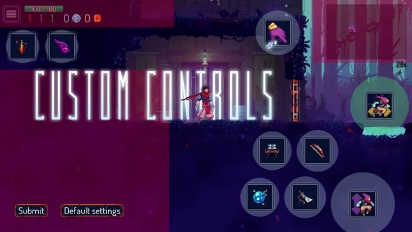 Dead Cells - Android-traileri
