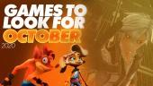 Games To Look For - lokakuu 2020