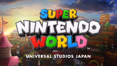 Super Nintendo World - Grand Opening Trailer