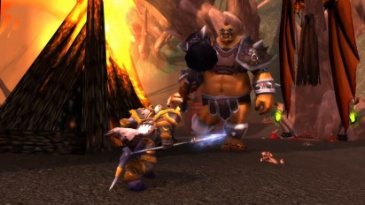 World of Warcraft: Classic - The Burning Crusade -julkistustraileri