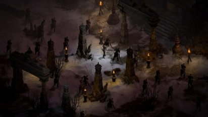 Diablo II: Resurrected - julkistustraileri